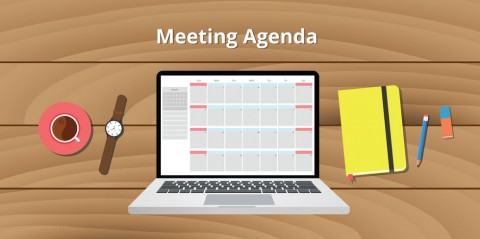 Website requirements gathering documentation: Creating an agenda